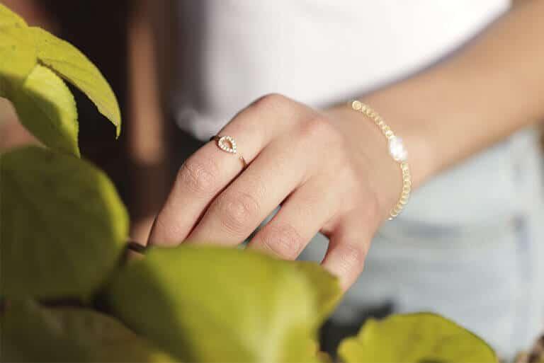 cuidados com joia de ouro