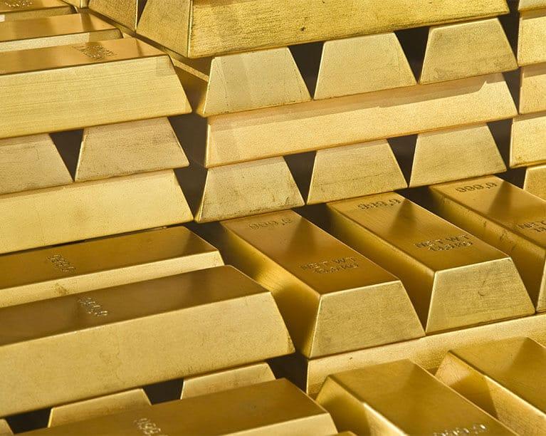 ouro como investimento